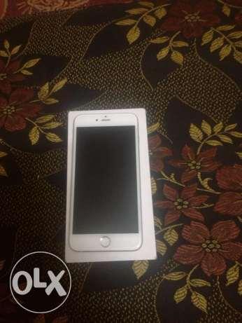 Iphone 6 plus silver 16 g