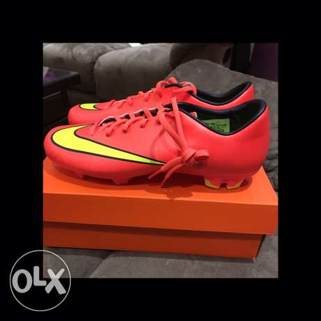 New Original Nike Mercurial Vapor, worn by ZLATAN IBRAHIMOVIC size 42