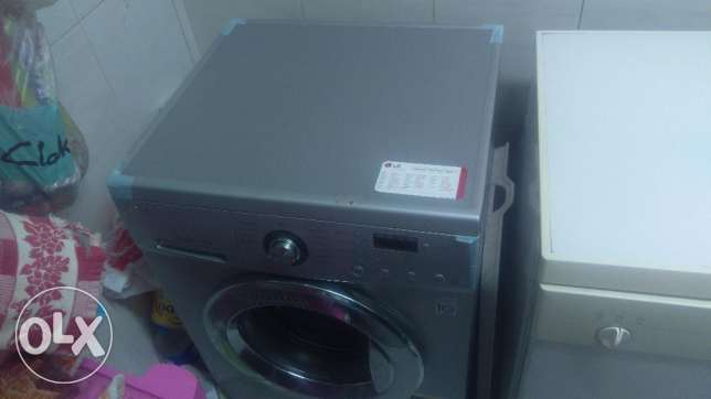 Washing machine (LG) المعادي -  5