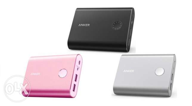 Powerbank anker 13400 original