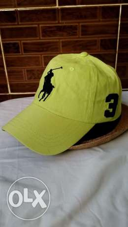 Cap polo ralph lauren original كاب بولو الوراق -  3