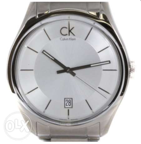 CK watch Swiss made سموحة -  1