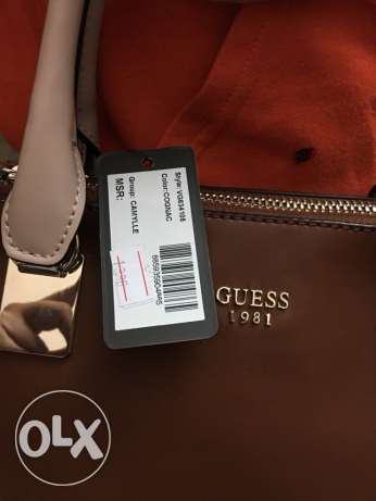 original Guess bag قصر النيل -  3