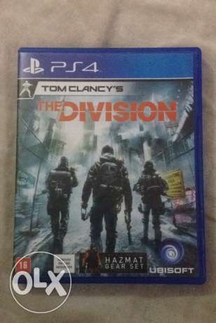 ps4 the division