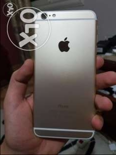 Iphone 6 plus 16 giga golden