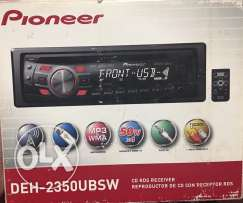 pioneer DEH-2350UBSW