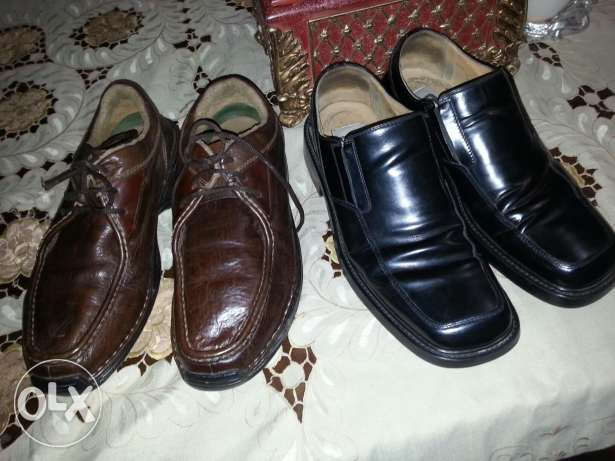 Shoes from Italy and timberland shoes . الإسكندرية -  3