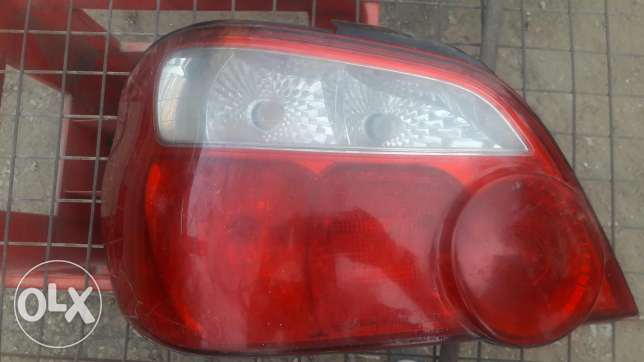 Subaru tail lights good condition