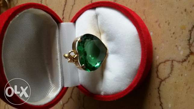 Emerald pendant price on request .