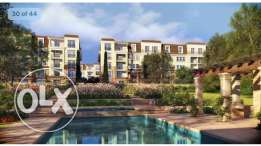 apartment in Sarai 0% down payment and installment 7 years