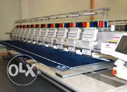 Fantastic Embroidery Business For Sale. Central Cairo