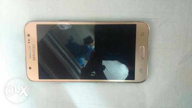 For sale samsung galaxy j5 gold 2015