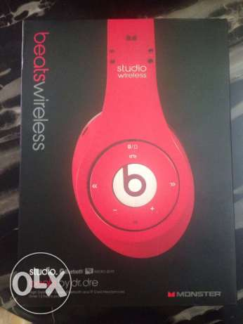 beats by dr. dre studio wireless مصر الجديدة -  6