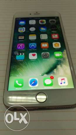 iphone 6 plus 64 G gold
