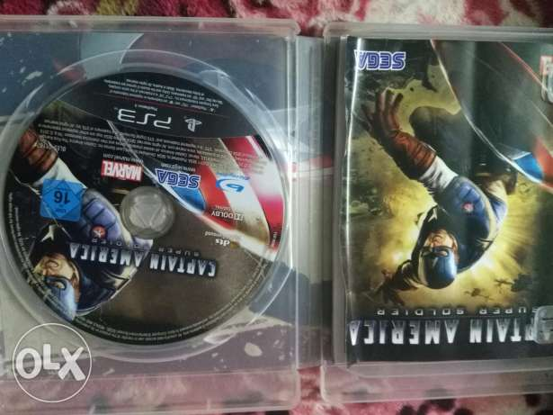CD collection for ps3