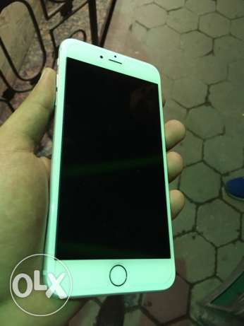 iphone 6 plus 128 giga silver حلوان -  1