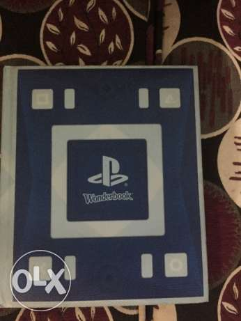 ps3 game and ps wonderbook المحلة الكبرى -  1