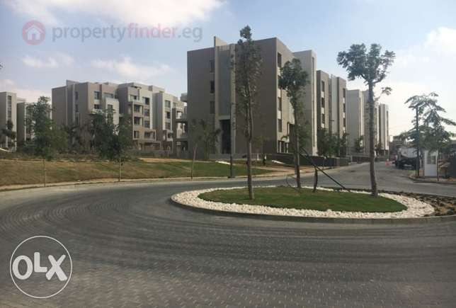 Duplex roof in VGK Palm Hills new Cairo attractive price القاهرة الجديدة - التجمع الخامس -  4
