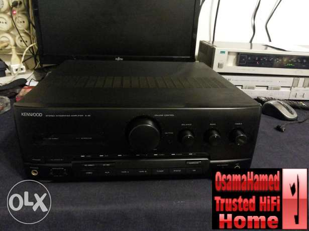 Kenwood HiFi Integrated Amplifier