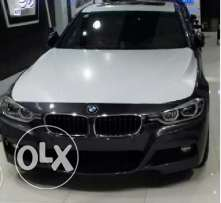 BMW 320 Sport M 2017 zero gray color