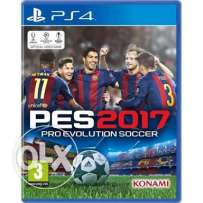 looking for pes17 CD ps4