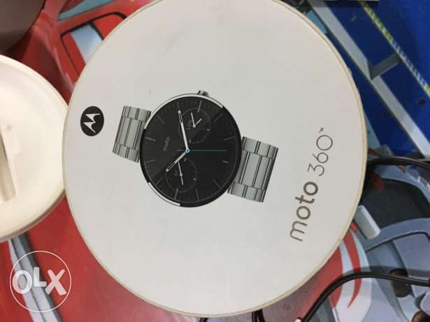 motorola watch for sale (2gn) for ios and andriod