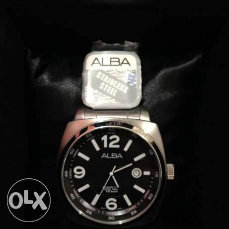 Brand new ALBA watch