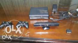 xbox 360 whit knicet