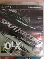 split/second cd ps3