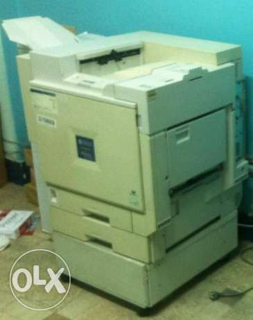 Printer Ricoh 7100 برنتر ريكو