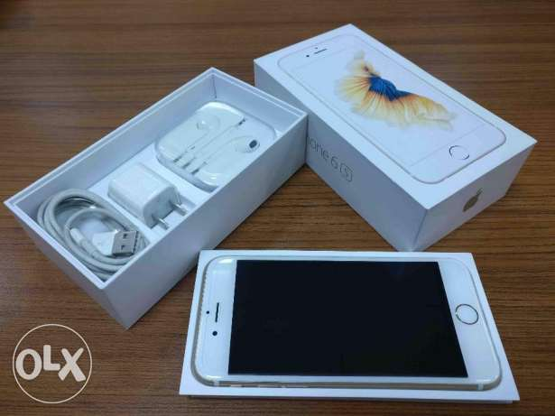 Iphone 6s 64GB Gold For Sale