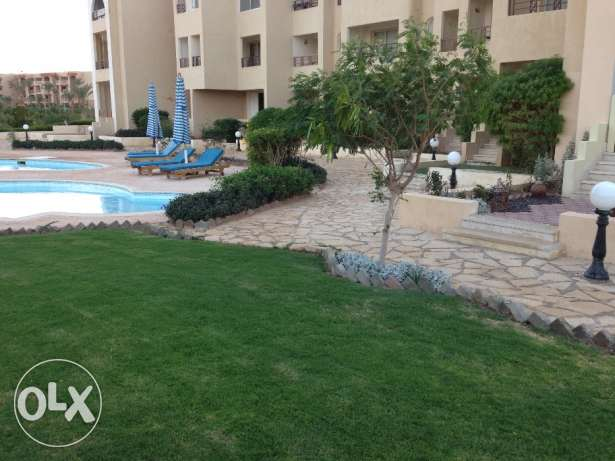 1 bedroom apartment 73m2. Garden, pool/sea view. Recently refurbished شرم الشيخ -  3