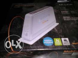 Two Router 4 port & WiFi used