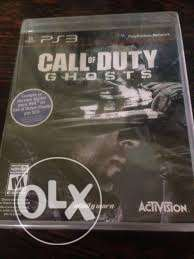 call of duty ghosts ps3 for sale