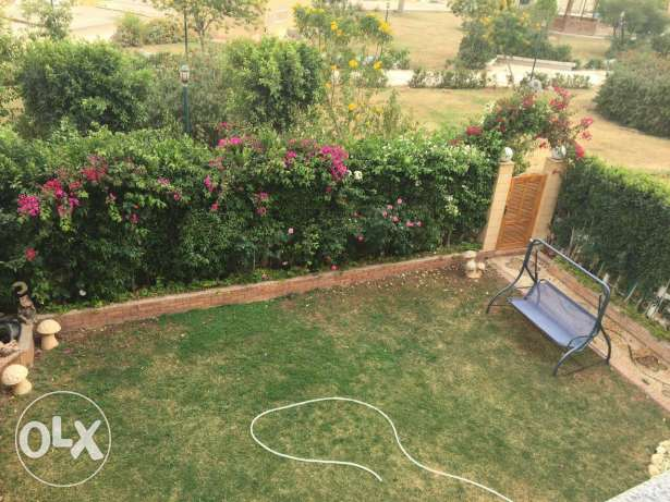 Twin house villa for sale type J in madinaty