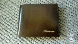 Giorgio Armani Dark Brown Wallet