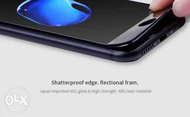 3D glass screen protector for iphone 7 and 7 plus