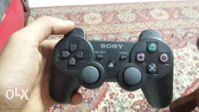 play station 3 hard 500 from American + 6 cd عين شمس -  1