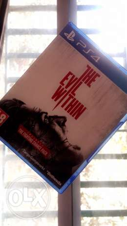 the evil within ps4 - for trade