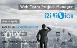 Web Team Project Manager