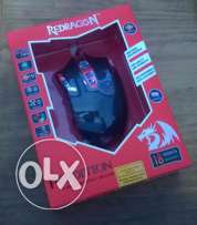 Redragon M901 PERDITION 16,400 DPI Laser Gaming Mouse **جديد متبرشم**