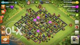 Clash of clans - TH11 - level 141