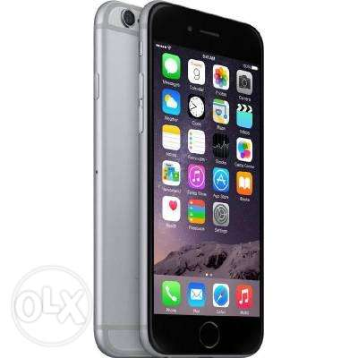 IPhone 6 32G Original gray New has not opened yet