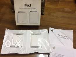 iPad connection kit