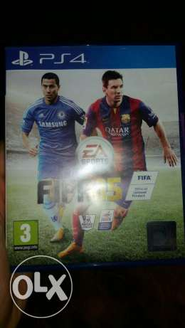 Fifa 15 ps4 new sell or trade شيراتون -  1