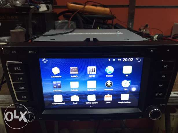 dvd Android skoda A5
