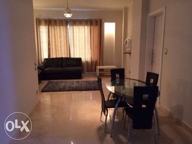 the village gate studio in new cairo fully furnished