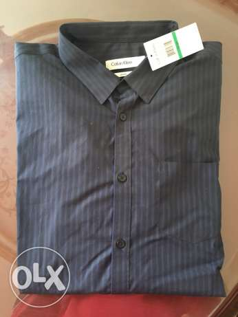 Original calvin klein shirt from america for half price only 600 LE