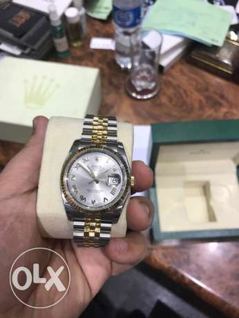 Rolex female datejust medium size القاهرة الجديدة -  6
