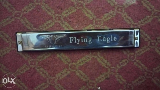 Harmonika flying eagle (usa)